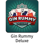 Gin Rummy Deluxe game for Window 10 PCs