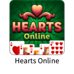 Hearts Online game for Window 10 PCs