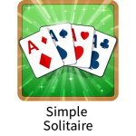 Simple Solitaire game for Window 10 PCs