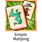 Simple Mahjong game for Window 10 PCs