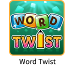 Word Twist game for Window 10 PCs