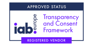IAB TCF Registered Vendor approved status