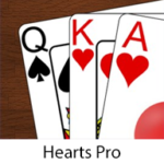 Hearts Pro game for Window 10 PCs