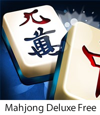 Mahjong Deluxe Free game for Window PCs