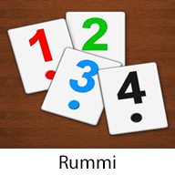 Rummi game for Window 10 PCs
