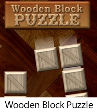 Wooden Block Puzzle game for Window 10 PCs